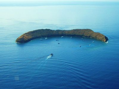 Molokini Crater - the World's Most Popular Snorkel/Scuba Site.