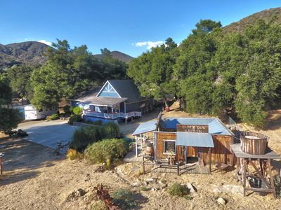 Country Charmer hidden in Green Valley just north of Santa Clarita