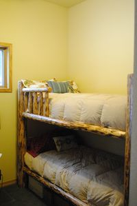 Bedroom #3/4 - both contain two bunk beds