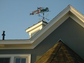 Moody Beach house photo - Weathervane & Cuppola