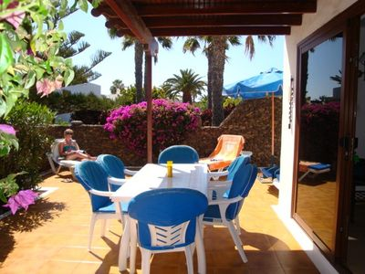 Playa Blanca villa rental