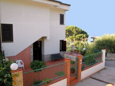 Town House in Capo d'Orlando