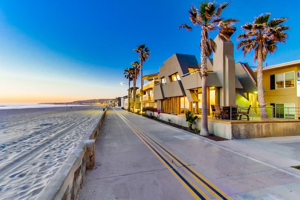 Ocean Front Icon North Mission Beach Vrbo