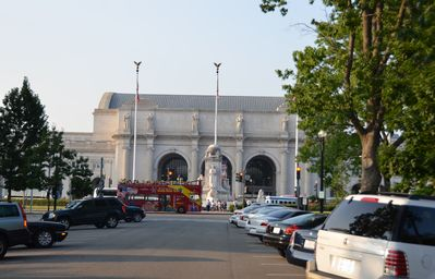 Union Station is nearby within a 15-20 minute walk