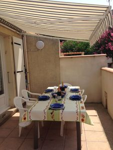 BEACH HOUSE sleeps 4/6 + terrace and private parking BOTTOM OF ST PIERRE