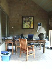 Basalt house photo - Office/Study