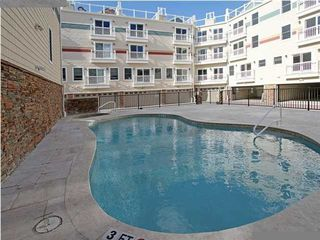 Seaside Heights townhome photo - Pool & Hot Tub