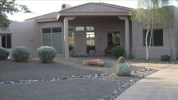 Rio Verde house rental - Welcome to our home--soon to be YOUR home-away-from-home!