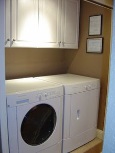 Branson condo rental - Laundry facilities