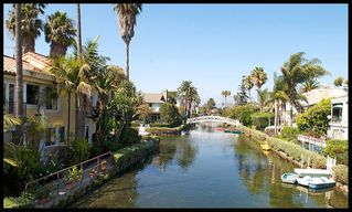 Marina del Rey apartment photo - Venice Canals (Close By)