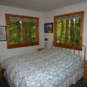Crystal Lake house rental - Master bedroom