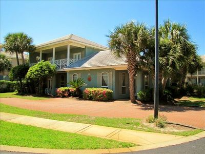 Adela's Bliss.  Walk to the beach!  Hardwood floors & nicely furnished!
