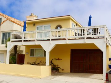Oxnard house rental - Beach house with parking for 4 cars