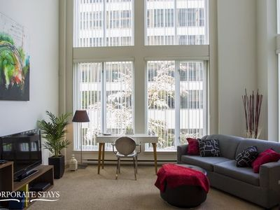image for Vancouver The Hudson 1BR - Duplex style Downtown