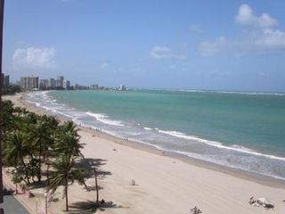 Isla Verde apartment photo - Beautiful Isla Verde Beach - Walk to this beach.