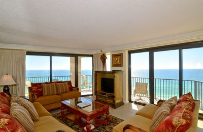 Enjoy the Panoramic Gulf View!
