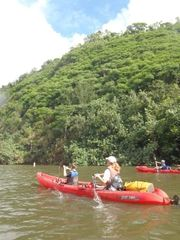 Poipu condo photo - Kayak the Wailua