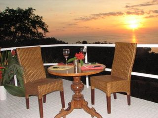 Manuel Antonio villa photo - Breathtaking ocean views right from your private terrace.
