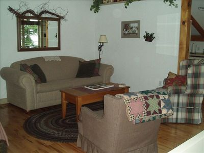 Common area / family room