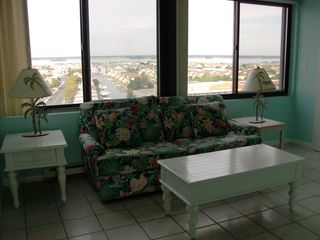Vacation Homes in Ocean City condo photo - living room