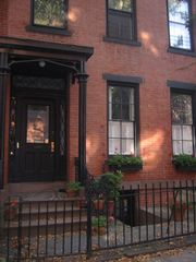 Brooklyn townhome photo - Entrance