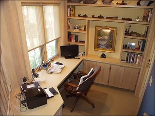 Snowmass Village house photo - Study/office with WiFi/Printer/Fax