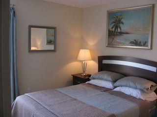 Emerald Island house photo - Beautiful 3rd Bedroom with Queen Bed Foam Top and FlatscreenTV