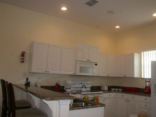 Tuscan Hills villa photo - All new for May 2011, brazilian granite counters and GE Profile appliances