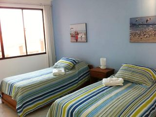 Bahia de Caraquez condo photo - Bedrrom with two single beds