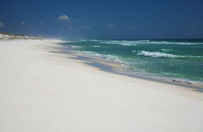 Destin Beaches just a short drive outside the Emerald Bay Gates