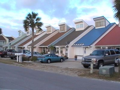 Part of the Pier Pointe complex
