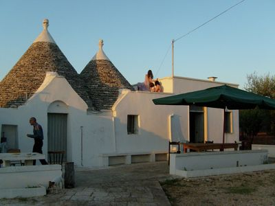 Pretty Trullo Ideally located for many excursions in beautiful Puglia