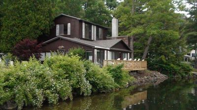 Full Lake View from this cozy home that you won't soon forget, fishing made easy