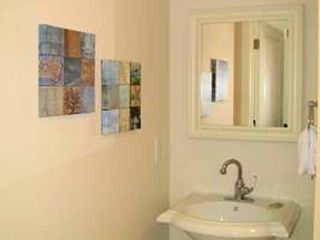 Fort Walton Beach condo photo - Powder room in mail living area