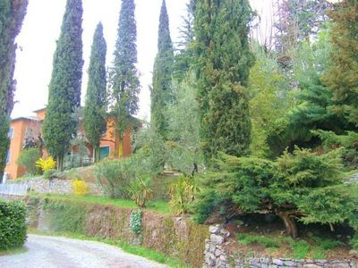 Varenna House Rental: A House With Garden, Pool, Tennis Court And ...