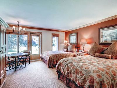Lion Square Lodge Lodge Room Mountain: 1 BR / 1 BA condo in Vail, Sleeps 4
