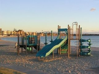 Pacific Beach house photo - Childrens Playground on the Bay