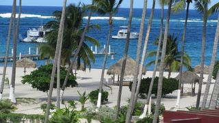 Bavaro villa photo - Your View from your Privet Patio Priceless!