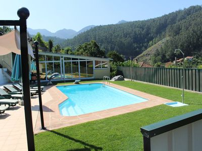 Country house with pool in Arouca