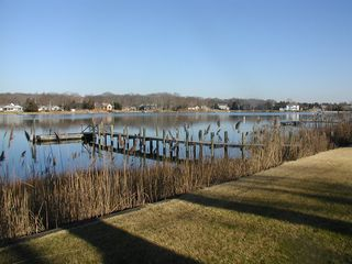 Southold house photo - Pristine Goose Creek...late fall