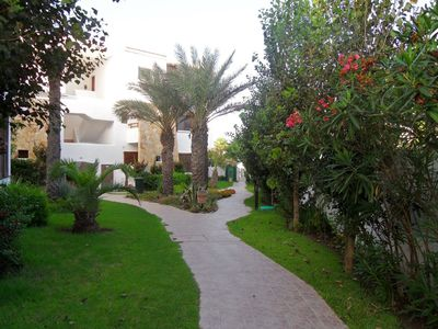 Tetouan apartment rental - Outside the complex