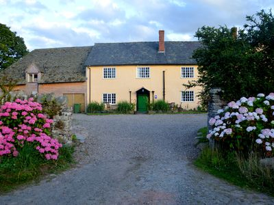 Former Farmhouse In Herefordshire With Large Garden In Beautiful Countryside