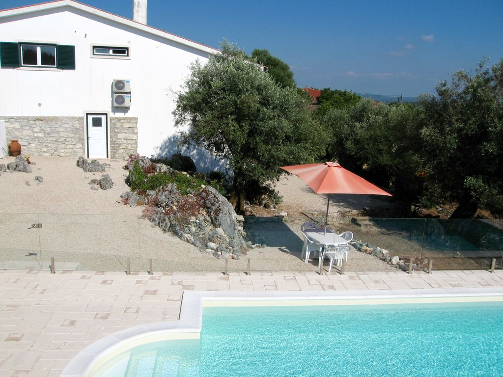 Beautiful Detached Villa With A Private Swimming Pool In A