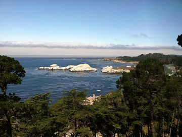 Carmel Highlands condo rental - Serenity for your senses 24 hours a day
