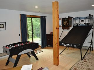 Game Room - Lake Placid house vacation rental photo