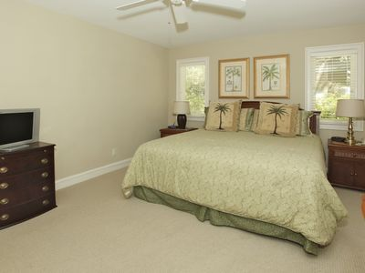 Folly Field house rental - Master