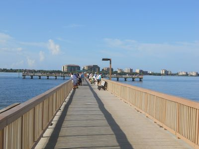 Cape Coral house rental - Cape Coral Fishing Pier