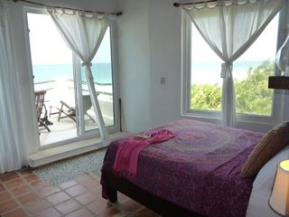 Tulum villa photo - Ocean View bedrooms