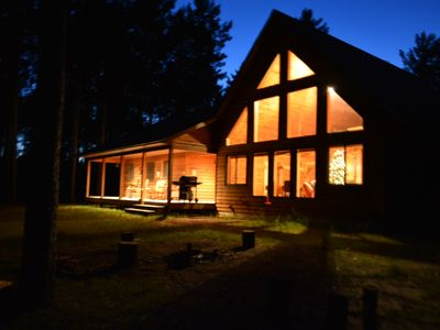 Vacation Home in the Northwoods of Wisconsin
