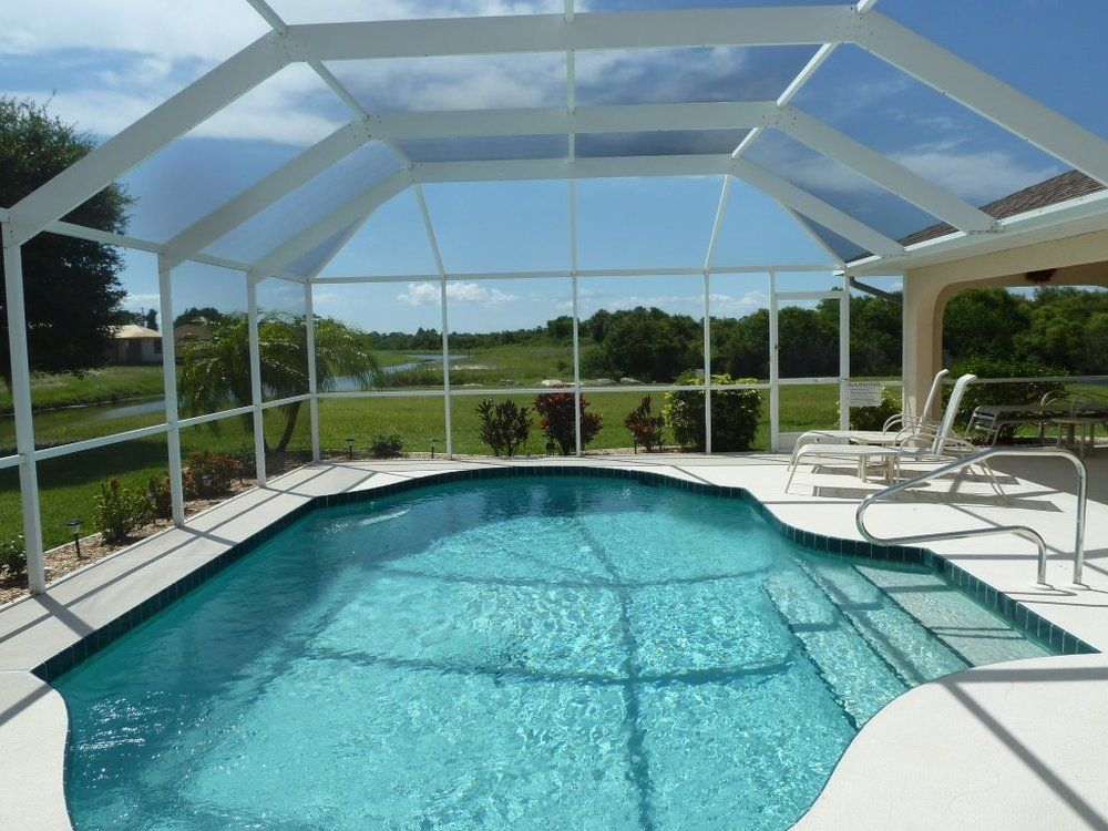 Tranquility Villa Florida Gulf Coast Homeaway Pine Valley